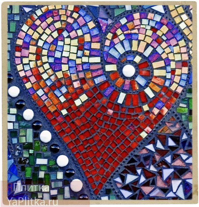 дизайн мозаичной плитки
