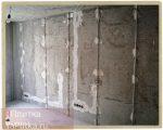 выравнивание стен перед укладкой плитки в ванной