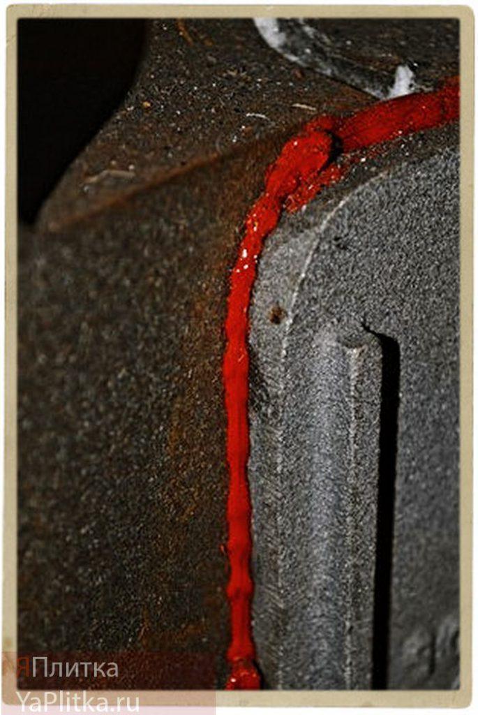 термостойкий силиконовый герметик