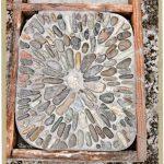 как делать мозаику из камня