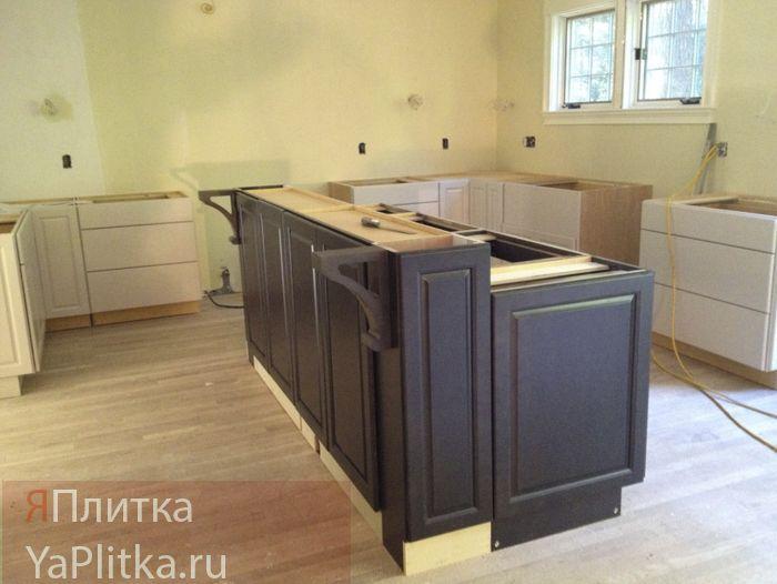 высота кухонного фартука