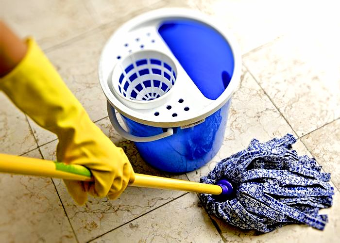 кислота для очистки плитки