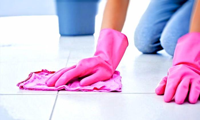 жидкость для очистки плитки