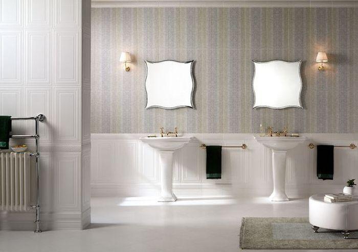 ванны дизайн плитка