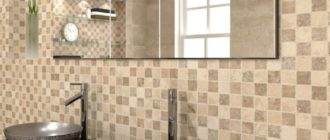 отделка ванны плиткой мозаика
